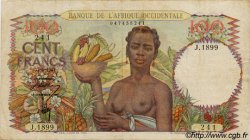 100 Francs AFRIQUE OCCIDENTALE FRANÇAISE (1895-1958)  1947 P.40 TTB