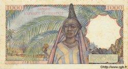 1000 Francs type 1945 AFRIQUE OCCIDENTALE FRANÇAISE (1895-1958)  1945 P.42s SUP+