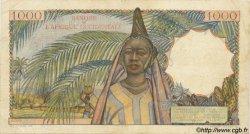 1000 Francs type 1945 AFRIQUE OCCIDENTALE FRANÇAISE (1895-1958)  1948 P.42 TTB