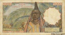 1000 Francs type 1945 AFRIQUE OCCIDENTALE FRANÇAISE (1895-1958)  1948 P.42 pr.TTB