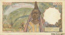 1000 Francs type 1945 AFRIQUE OCCIDENTALE FRANÇAISE (1895-1958)  1948 P.42 TTB+