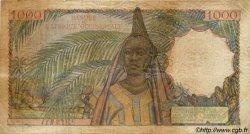 1000 Francs AFRIQUE OCCIDENTALE FRANÇAISE (1895-1958)  1950 P.42 B+