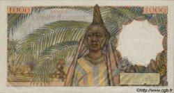 1000 Francs type 1945 AFRIQUE OCCIDENTALE FRANÇAISE (1895-1958)  1953 P.42 pr.SPL