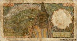 1000 Francs type 1945 AFRIQUE OCCIDENTALE FRANÇAISE (1895-1958)  1954 P.42 B