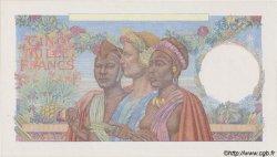 5000 Francs AFRIQUE OCCIDENTALE FRANÇAISE (1895-1958)  1947 P.43 pr.NEUF