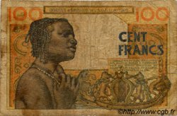100 Francs type 1956 TOGO  1956 P.46 B