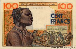 100 Francs type 1956 TOGO  1956 P.46 SUP+
