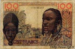 100 Francs type 1956 TOGO  1957 P.46 B