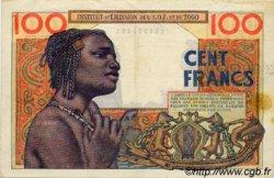 100 Francs type 1956 TOGO  1957 P.46 TTB+