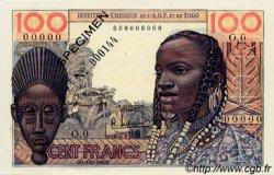 100 Francs type 1956 TOGO  1956 P.46s pr.NEUF