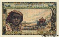 500 Francs type 1957 TOGO  1956 P.47 pr.NEUF