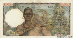 1000 Francs TOGO  1955 P.48 SUP+ à SPL