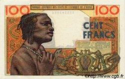 100 Francs type 1956 modifié 1960 BÉNIN  1961 P.201Bb pr.NEUF