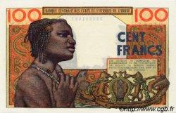 100 Francs type 1956 modifié 1960 SÉNÉGAL  1961 P.701Kb pr.NEUF