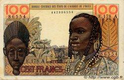 100 Francs ÉTATS DE L