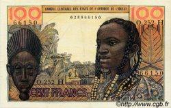 100 Francs type 1956 modifié 1960 ÉTATS DE L
