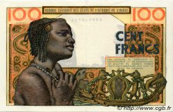 100 Francs type 1956 modifié 1960 AFRIQUE OCCIDENTALE FRANÇAISE (1895-1958)  1966 P.002b SUP+