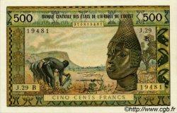 500 Francs ÉTATS DE L