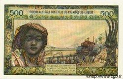 500 Francs type 1957 modifié 1961 BURKINA FASO  1977 P.302Cm NEUF