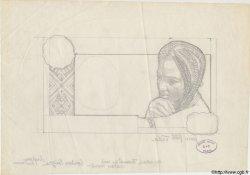 1000 Francs type 1960 AFRIQUE OCCIDENTALE FRANÇAISE (1895-1958)  1959 P.004-- TTB