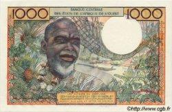 1000 Francs type 1960 AFRIQUE OCCIDENTALE FRANÇAISE (1895-1958)  1959 P.004s pr.NEUF