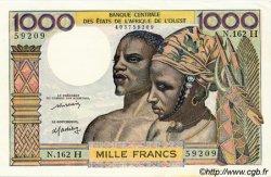 1000 Francs type 1960 NIGER  1977 P.603Hm pr.NEUF
