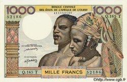 1000 Francs type 1960 TOGO  1977 P.803Tm pr.NEUF