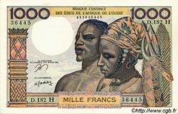 1000 Francs type 1960 NIGER  1977 P.603Hn pr.NEUF