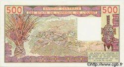 500 Francs type 1977 ÉTATS DE L