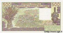 500 Francs type 1980 SÉNÉGAL  1989 P.706Kk pr.NEUF