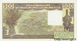 500 Francs type 1980 SÉNÉGAL  1990 P.706Kl pr.SUP