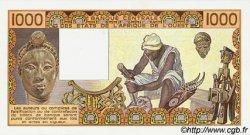 1000 Francs type 1977 BURKINA FASO  1981 P.307Cb NEUF