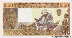 1000 Francs type 1977 MALI  1981 P.406Db NEUF
