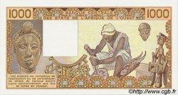 1000 Francs type 1977 TOGO  1984 P.807Td NEUF