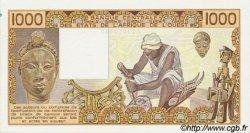 1000 Francs type 1977 SÉNÉGAL  1988 P.707Ka SPL