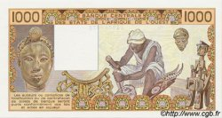 1000 Francs type 1977 TOGO  1988 P.807Ta pr.NEUF