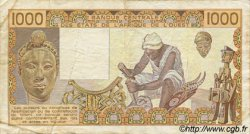 1000 Francs type 1977 TOGO  1990 P.807Tj TB+