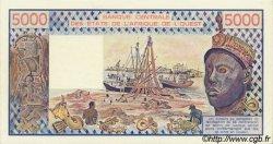5000 Francs type 1976 TOGO  1977 P.808Tc NEUF