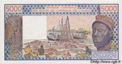 5000 Francs type 1976 MALI  1991 P.407Dj NEUF