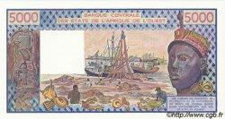 5000 Francs type 1976 BURKINA FASO  1992 P.308Cq NEUF