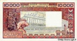 10000 Francs type 1975 TOGO  1981 P.809Te