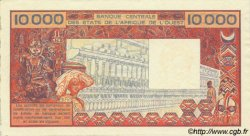 10000 Francs type 1975 BURKINA FASO  1992 P.309Ci SUP