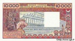 10000 Francs type 1975 TOGO  1992 P.809Tl pr.NEUF