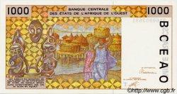 1000 Francs type 1991 TOGO  1991 P.811Ta NEUF