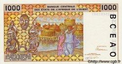 1000 Francs type 1991 MALI  1993 P.411Dc NEUF