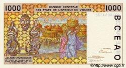 1000 Francs type 1991 SÉNÉGAL  1993 P.711Kc NEUF