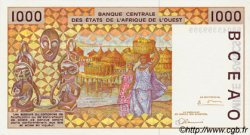 1000 Francs type 1991 MALI  1998 P.411Dh NEUF