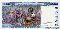 5000 Francs type 1992 SÉNÉGAL  1992 P.713Ka NEUF
