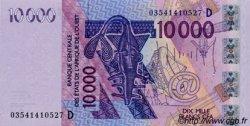 10000 Francs type 2003 MALI  2003 P.418Da SPL