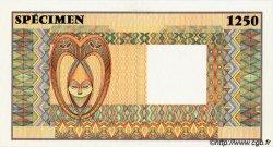 1250 AFRIQUE OCCIDENTALE FRANÇAISE (1895-1958)  1990 P.--s SPL